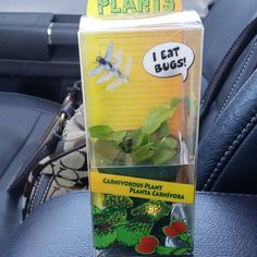 Found this little guy at #lowes today! #bugbitingplants #venusflytrap by spoildarmywife