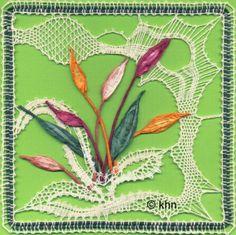 Bobbin Lacemaking, Types Of Lace, Bobbin Lace Patterns, Lace Heart, Lace Jewelry, Lace Making, Irish Crochet, Lace Detail, Fiber Art