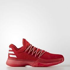 Adidas Basketball James Harden Vol.1 Red White Shoes Boost New Men NBA  CQ1404 Harden f24099b29