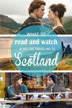 Best books and movies about Scotland: What to read and watch before your trip #vacationsideas