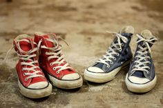 NICE des Clothing: CONVERSE 90s All Star Hi Made in U.S.A