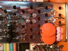 Recycled jewelry holder :3