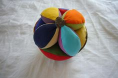Puzzle patchwork ball