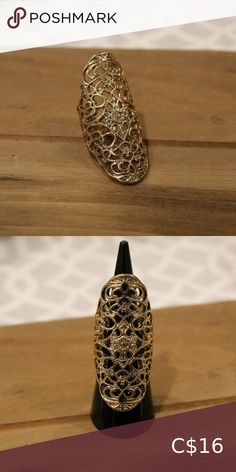 Shop Women's size OS Rings at a discounted price at Poshmark. Womens Jewelry Rings, Women Jewelry, Plus Fashion, Fashion Tips, Fashion Design, Fashion Trends, Ring Ring, Cosmetics, My Favorite Things