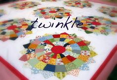 TWINKLE PATCHWORK: Tutorial: dresden plaid with jelly roll