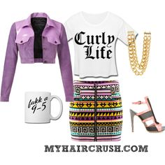 """Everyday is Casual Friday"" by myhaircrush on Polyvore http://myhaircrush.com"