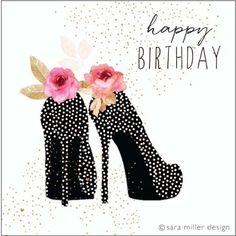 Birthday Stilettos