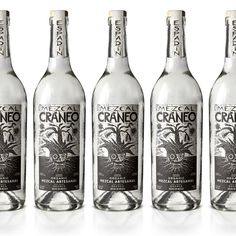 organic mezcal - 'Craneo Organic Mezcal' was inspired by some aspects of Mexican culture and was crafted with artisanal techniques.   The organic mezcal...