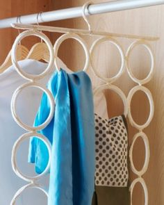 Have this scarf organizer from Ikea....love it!