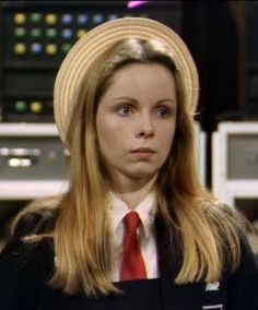 Women Of Doctor Who : Lalla Ward as the second incarnation of Romana.