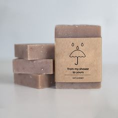 """★★★★★ """"Everyone would not stop talking about how adorable the soap favors were at my friend Soap Labels, Soap Packaging, Packaging Design, Bridal Shower Favors, Wedding Favors, Wedding Bells, Party Favors, Shower Soap, Baby Shower"""