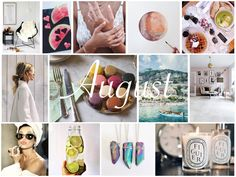 BLOGGED: August Favs  #MyLifeinPink Laduree Macaroons, Dainty Gold Rings, Pale Pink, Cat Eye Sunglasses, Lifestyle, Artwork, Diy, Work Of Art, Auguste Rodin Artwork
