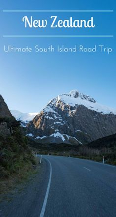 New Zealand South Island Itinerary - 10 Days in a Camper Van - Living EZ New Zealand Destinations, New Zealand Itinerary, New Zealand Travel Guide, New Zealand Adventure, New Zealand South Island, Beautiful Places To Travel, Future Travel, Places Around The World, Australia Travel
