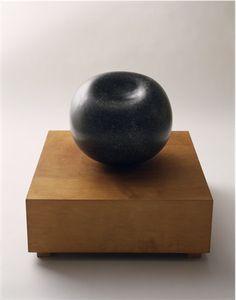 thenoguchimuseum: Isamu Noguchi, Vishnu, 1968, granitePhoto by Kevin NobleThe Noguchi Museum