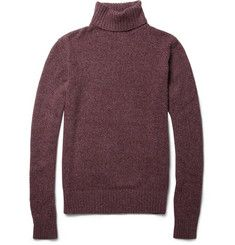 Loro Piana Baby Cashmere Rollneck Sweater www.thestyledancer.com