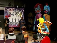 KDKA-TV - Highmark First Night Pittsburgh 2013 Press Conference