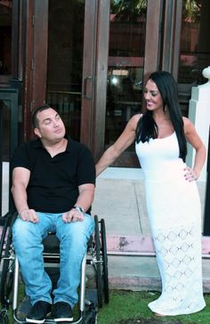 engagement pics>>> See it. Believe it. Do it. Watch thousands of spinal cord injury videos at SPINALpedia.com