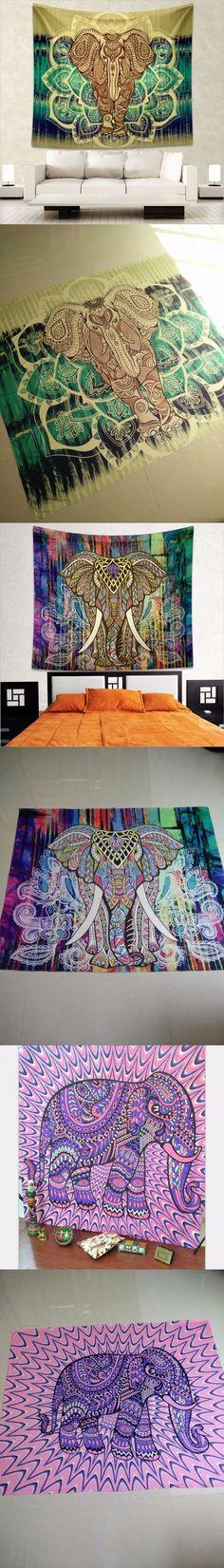 Indian Mandala Tapestry Hippie Home Decorative Wall Hanging Tapestries Boho Beach Towel Yoga Mat Bedspread Table Cloth Indian Mandala, Hippie Home Decor, Mandala Tapestry, Tapestry Wall Hanging, Tapestries, Bed Spreads, Beach Towel, Boho, Master Bedroom