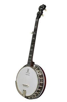 Deering Eagle II Acoustic/Electric 5-String Banjo