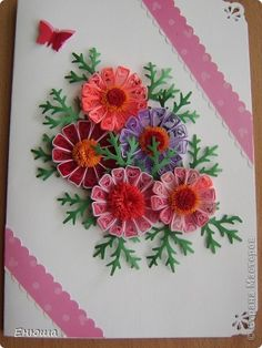 1181 Best Quilling Flowers Images Paper Flowers Quilling
