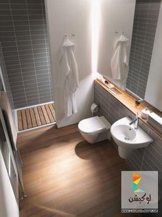 أجمل ديكورات حمامات 2015