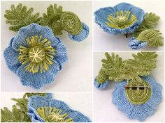 Blue Poppy tutorial