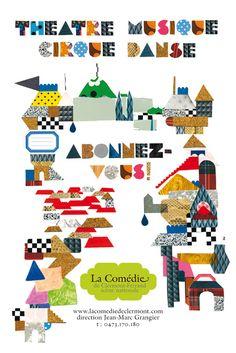 antoine+manuel / la comédie de clermont