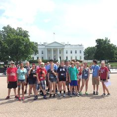 Visiting the White House! #clv2019