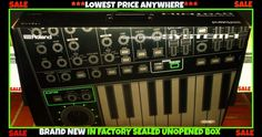 Roland AIRA SYSTEM-1 Plug Out Synth BRAND NEW IN SEALED BOX $500 ITEM Bid @ $345 #Roland