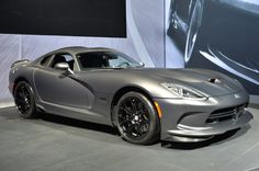 SRT Viper TA Anodized Carbon Special Edition