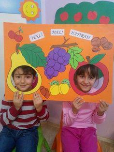 Domestic Goods Week - Diet and Nutrition Sunday School Lessons, Pre School, Preschool Themes, Preschool Activities, Fruit Crafts, Kindergarten, Classroom Board, School Decorations, Bible Lessons