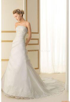 Vestidos de noiva Luna Novias 122 Tarifa 2013