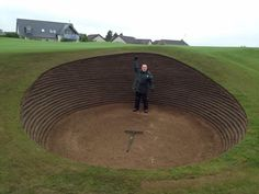 Bunker on the Championship at Royal Dornoch Golf Club Public Golf Courses, Best Golf Courses, Golf Course Cake, Golf Terms, St Andrews Golf, Coeur D Alene Resort, Augusta Golf, Golf Course Reviews, Miniature Golf