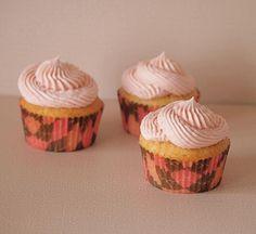 Cupcake Recipes : Almond Cupcakes  : Dessert Recipes