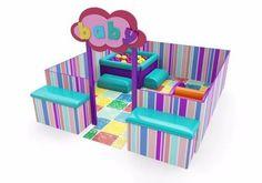 área baby - brinquedo para buffet infantil e área de lazer