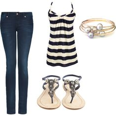 love the tak and  jeans !!! I can wear this on the  BIKE!!