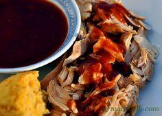 Pulled BBQ Chicken