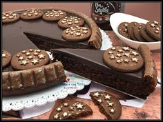 """""""Like"""": comments: 6 – Food Influencers ( … – Pastry, cakes, cookies Homemade Chocolate, Chocolate Desserts, Chocolate Cake, Torta Blaze, Cheesecake, Homemade Cake Recipes, Mouth Watering Food, Sweet Tarts, Cake Ingredients"""