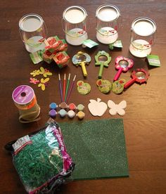 Hungry Caterpillar Birthday Party: Bug Jar Party Favor | Munchkins and Mayhem
