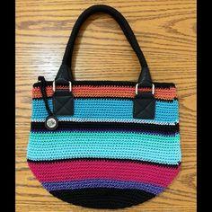 Sak Purse The Sak Crochet Colorful shoulder purse!  The Sak Bags Shoulder Bags