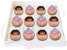 cupcakes dora