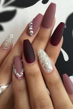 #nails #nailart Nail Art Trends 2018