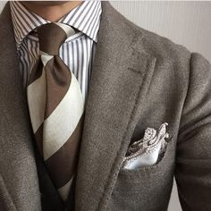 Details Make The Difference #9 Follow... | MenStyle1- Men's Style Blog