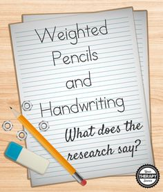 Weighted Pencils and Handwr Handwriting Activities, Improve Your Handwriting, Improve Handwriting, Nice Handwriting, Handwriting Practice, Pre Writing, Start Writing, Writing Tips, Kids Writing