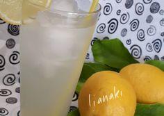 """Λεμονάδα """"σιρόπι"""" συνταγή από lianaki - Cookpad Glass Of Milk, Drinks, Food, Drinking, Beverages, Essen, Drink, Meals, Yemek"""