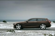 Volvo Concept Estate could morph into the production V90 wagon | Digital Trends