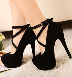 High Stiletto Heels Shoes