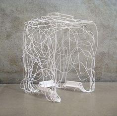 Pablo Reinoso - Art - Spaghetti Bench