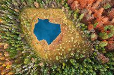 ポーランドの湖、秋   ナショナル ジオグラフィック(NATIONAL GEOGRAPHIC) 日本版公式サイト
