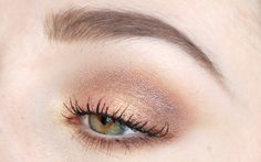 Rosegold look with the Zoeva Rose Golden Eyeshadow Palette